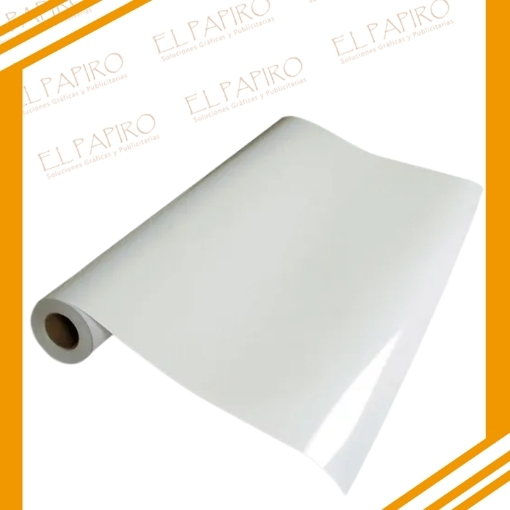 Vinilo PS Blanco Textil